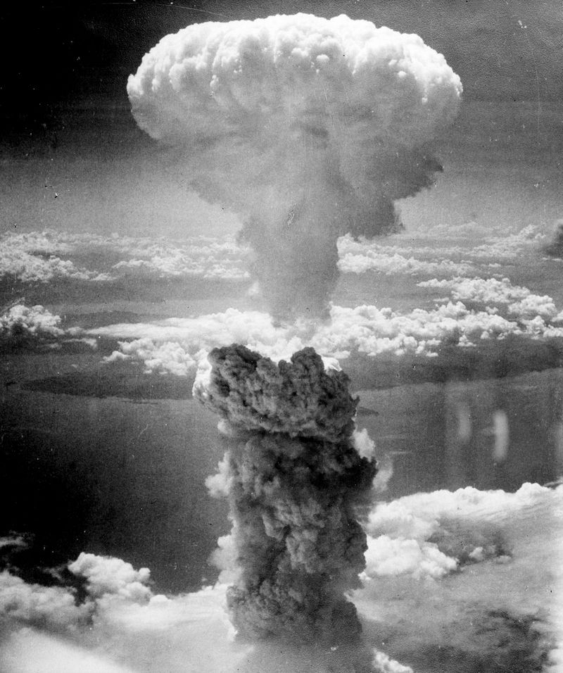 Explosion nucléaire